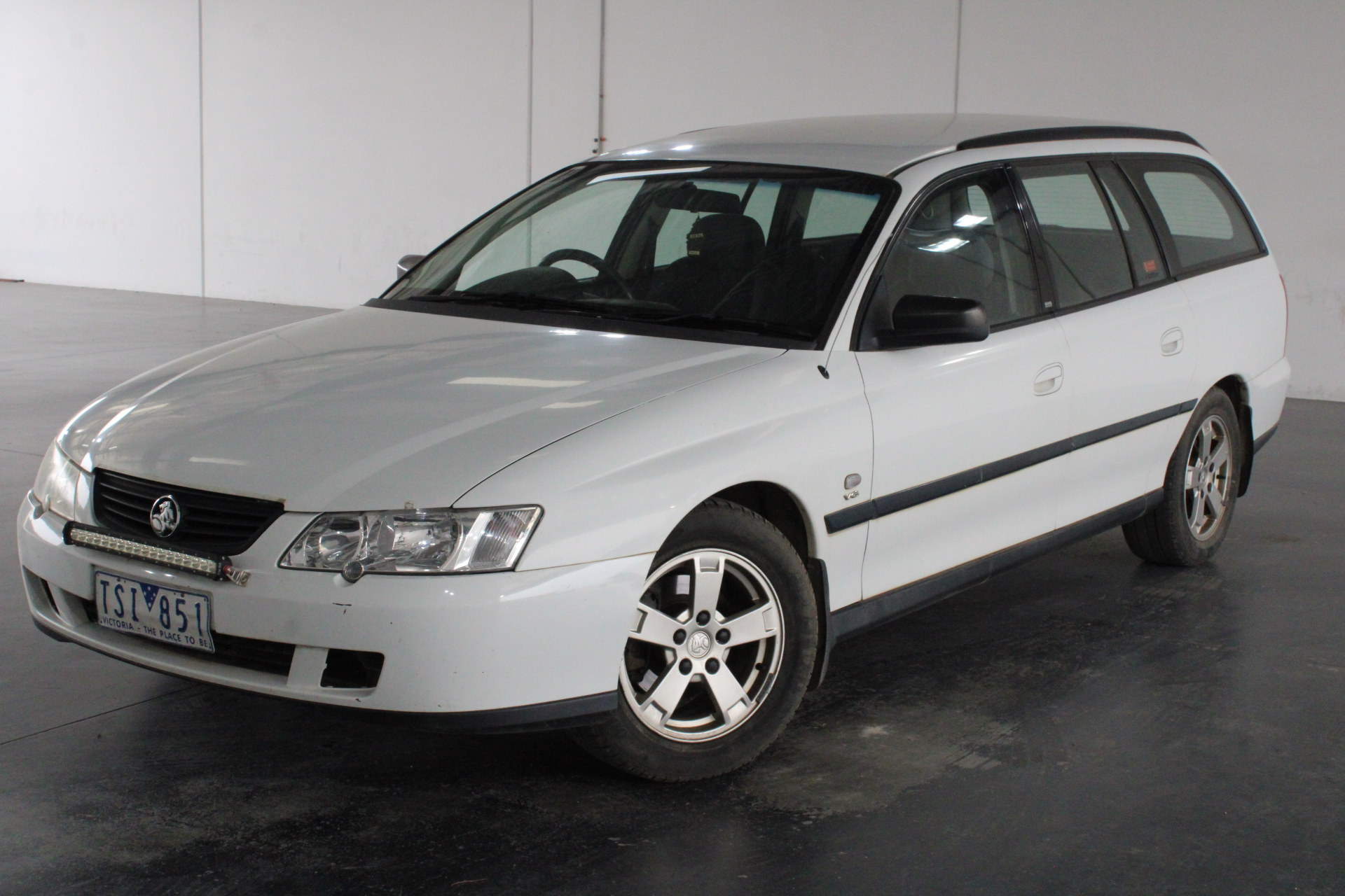 2003 Holden Commodore Executive Y Series Automatic Wagon