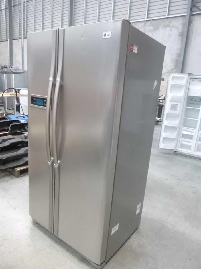 LG GR-B207NIS Fridge Freezer