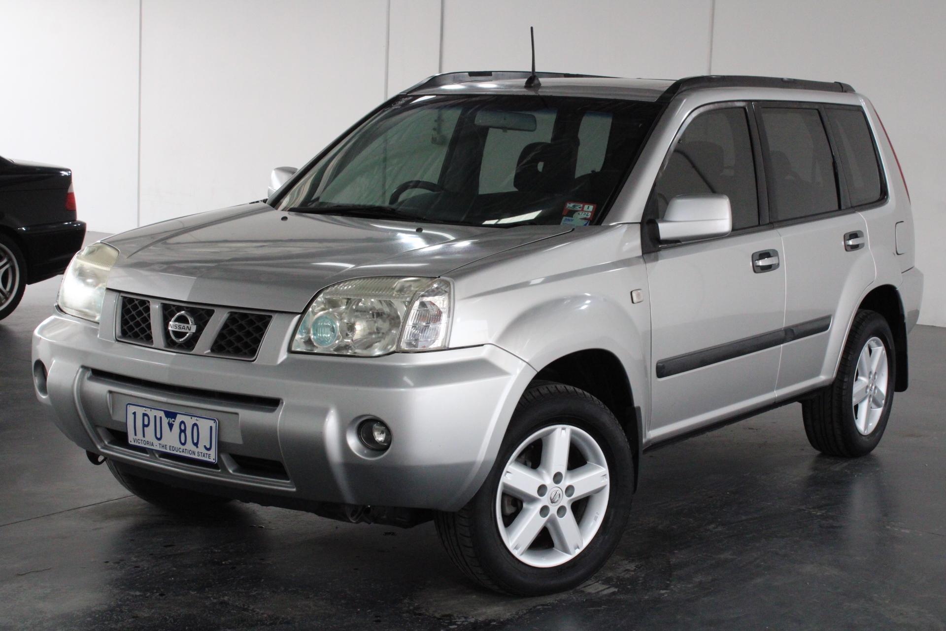 2006 Nissan X-Trail ST (4x4) T30 Automatic Wagon