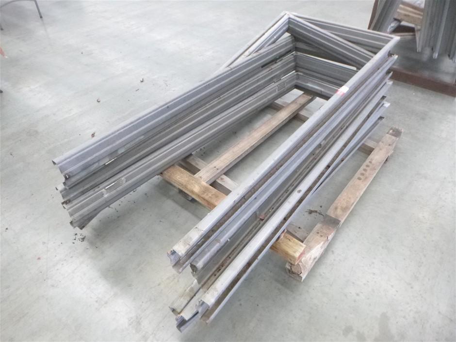 5 x Steel Door Frames