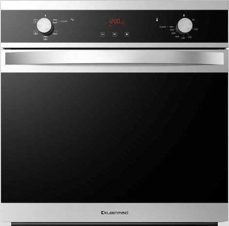 Kleenmaid 60cm Krystal Oven (Black) (OMF6020)