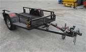 Unreserved Ex-Hire Equipment -  Trailers & More