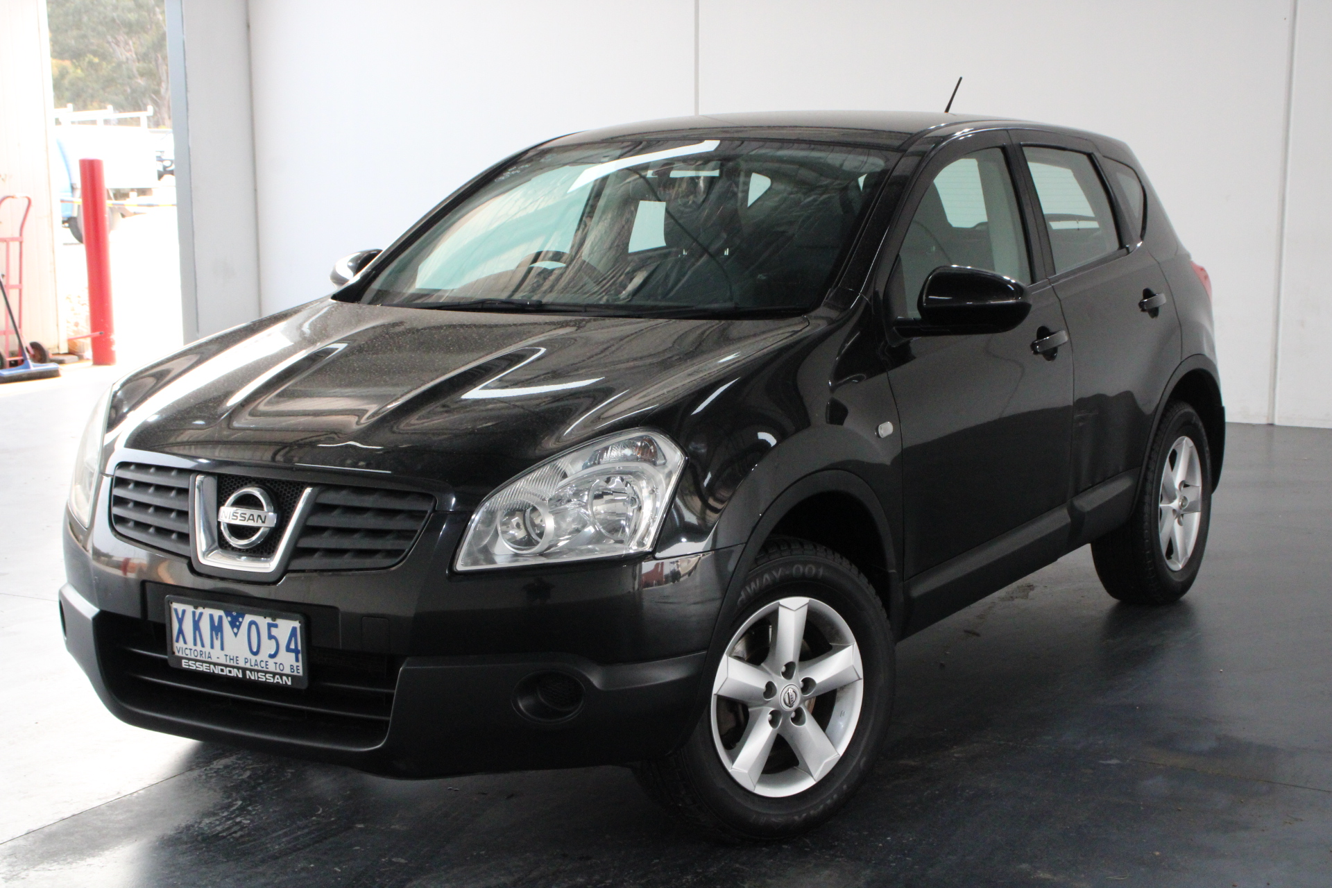 2009 Nissan Dualis ST J10 Manual Wagon