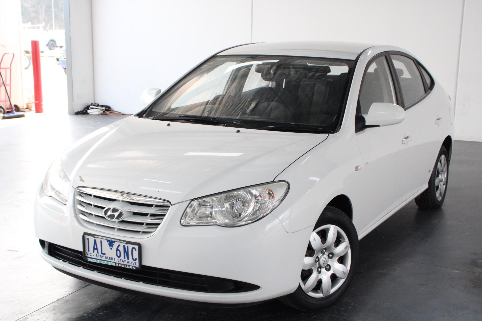 2010 Hyundai Elantra SX HD Automatic Sedan