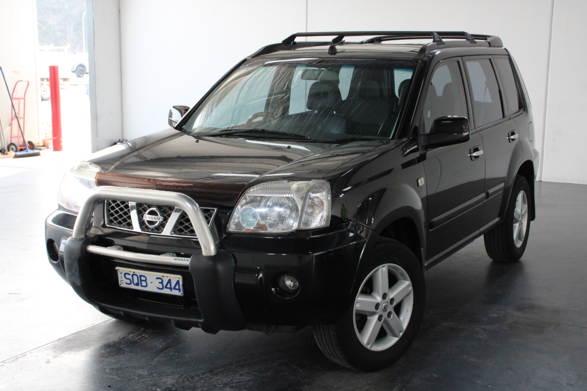 2004 Nissan X-Trail TI Luxury T30 Automatic Wagon