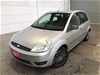 2006 Ford Fiesta LX WQ Automatic Hatchback