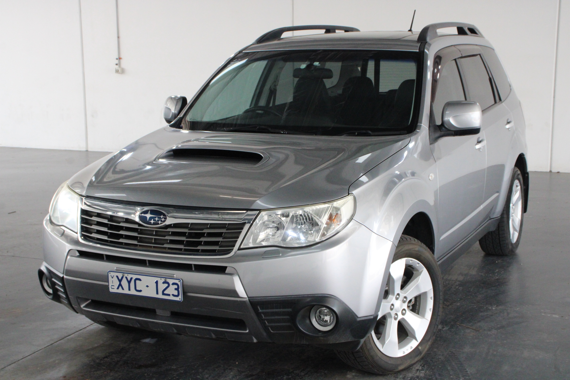 2010 Subaru Forester 2.0D Premium S3 Turbo Diesel Manual Wagon