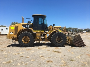 CAT 966H Wheel Loader