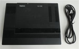 Carton Of NEC Telecommuntications Items