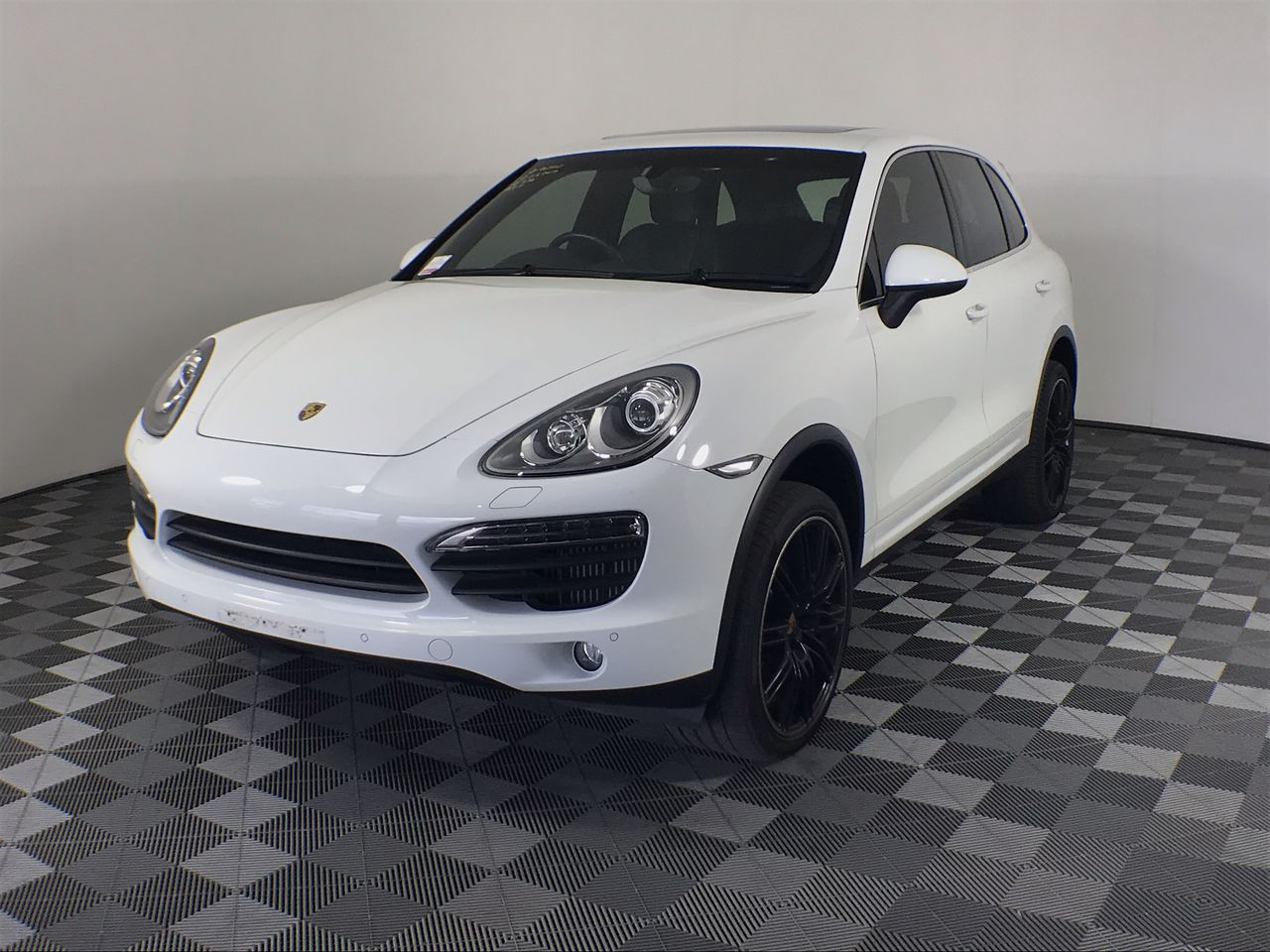 2013 Porsche Cayenne S DIESEL 92A Turbo Diesel Automatic Wagon 60,371km