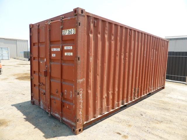 """20"""" Shipping Container (Pooraka, SA)"""