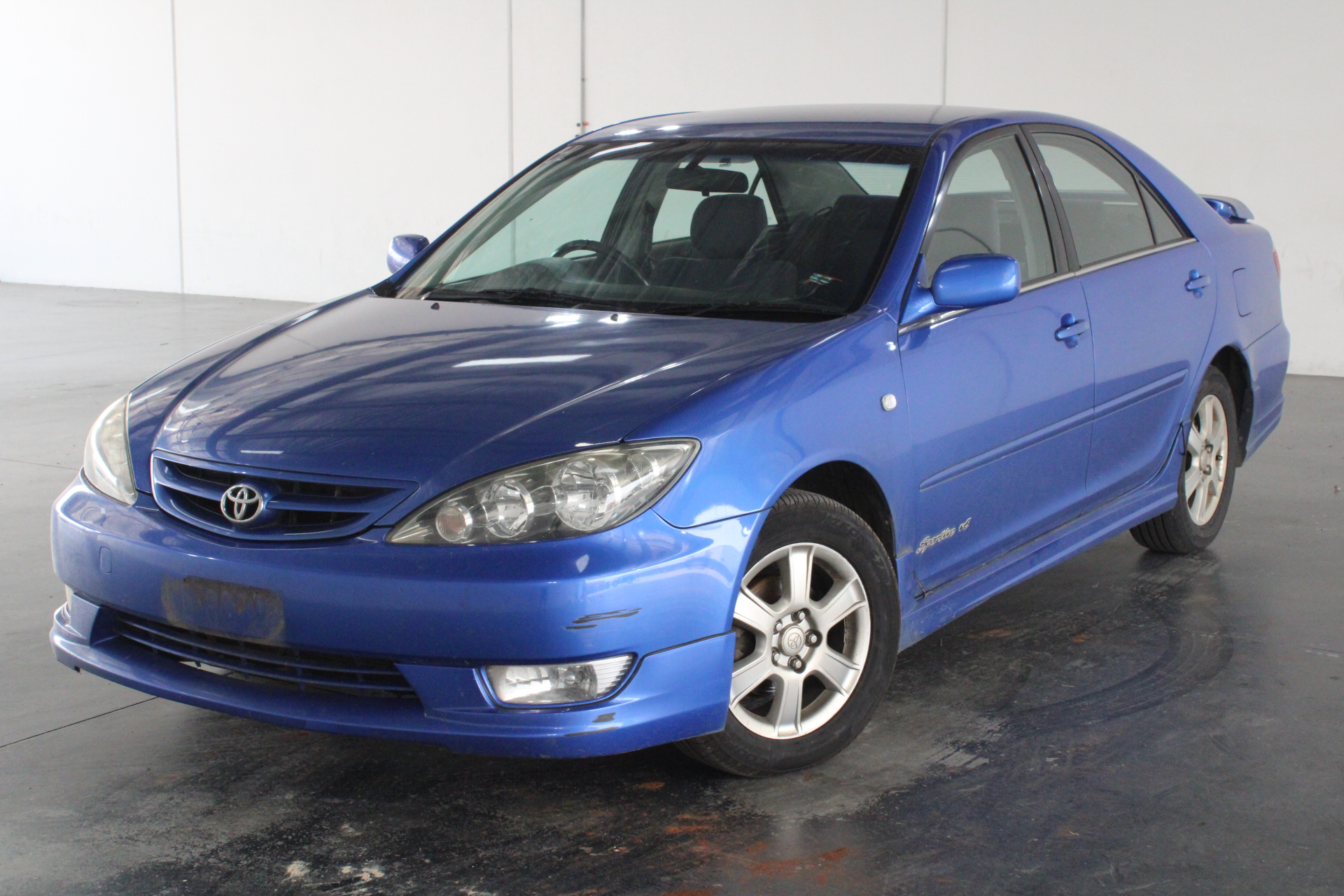 2005 Toyota Camry Sportivo MCV36R Manual Sedan