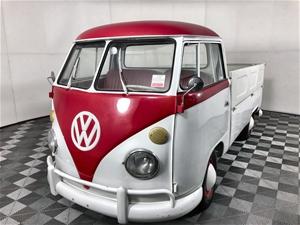 1968 Volkswagen T1 Kombi Splitscreen Pic