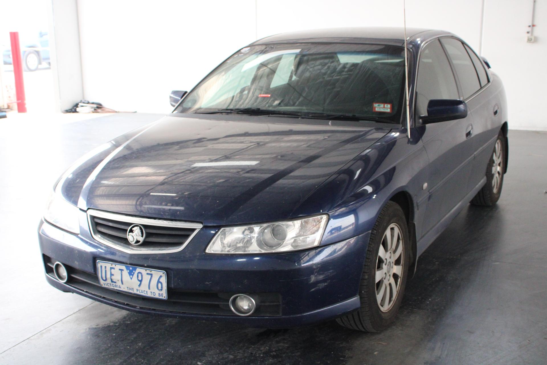 2004 Holden Berlina Y Series Automatic Sedan