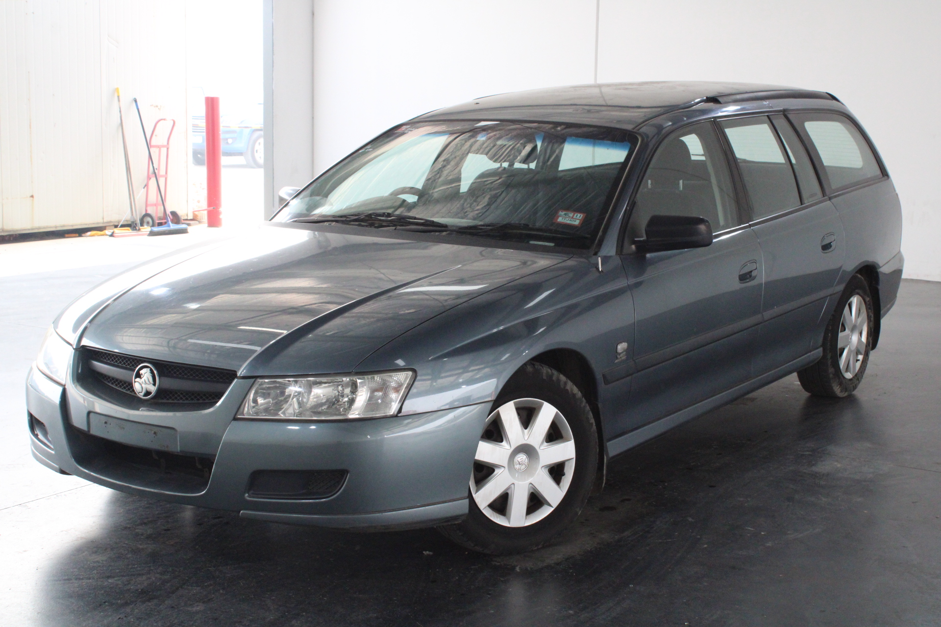 2004 Holden Commodore Executive VZ Automatic Wagon