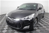 2015 Hyundai Veloster + FS Automatic Coupe