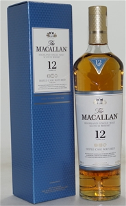 Macallan Triple Cask 12yr Single Malt Sc