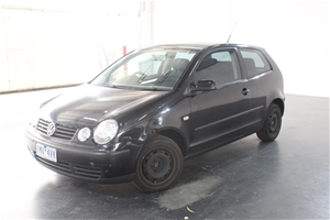2002 Volkswagen Polo S 9N Automatic Hatc