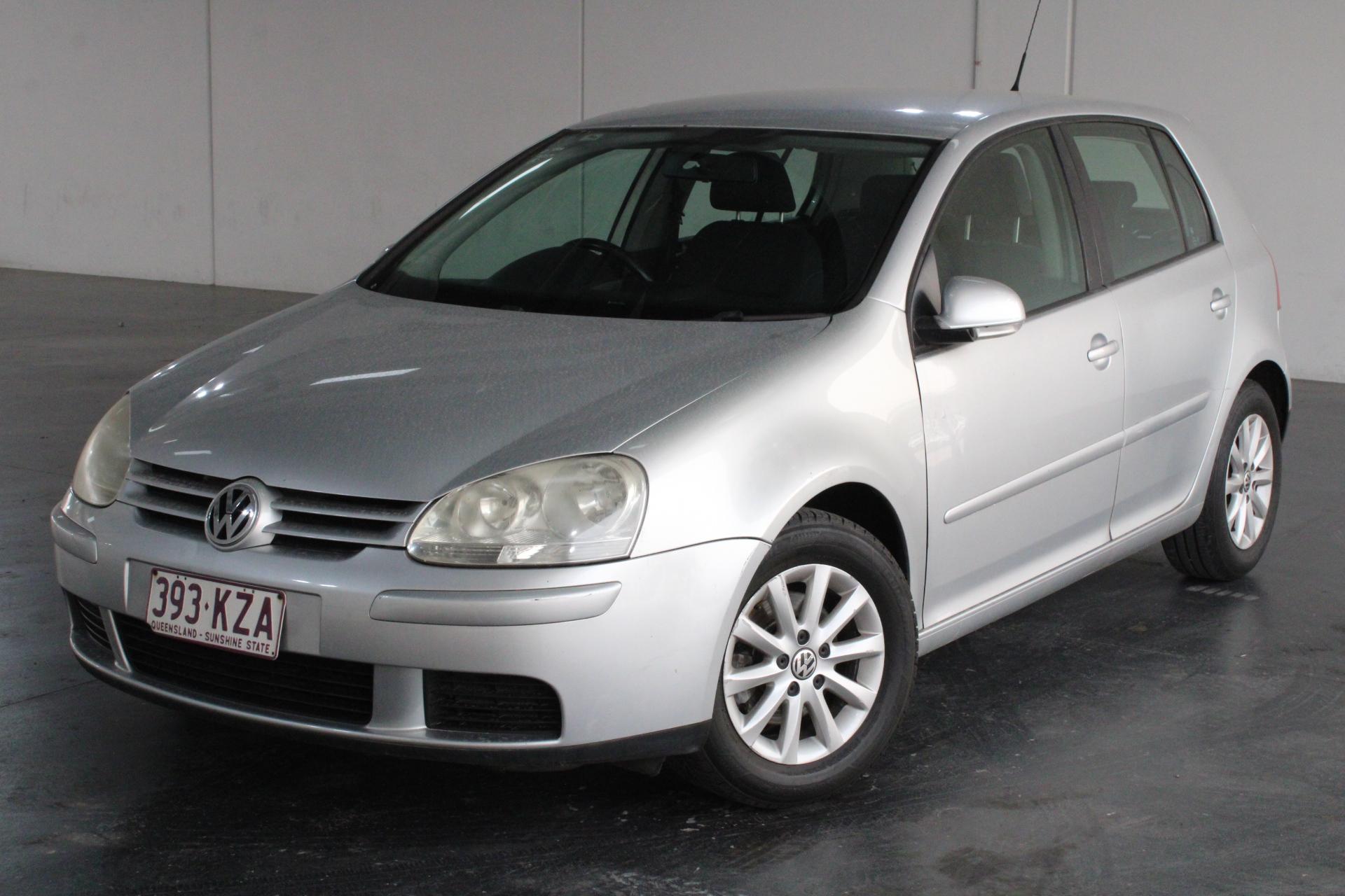 2008 Volkswagen Golf 1.6 Edition 1k Automatic Hatchback