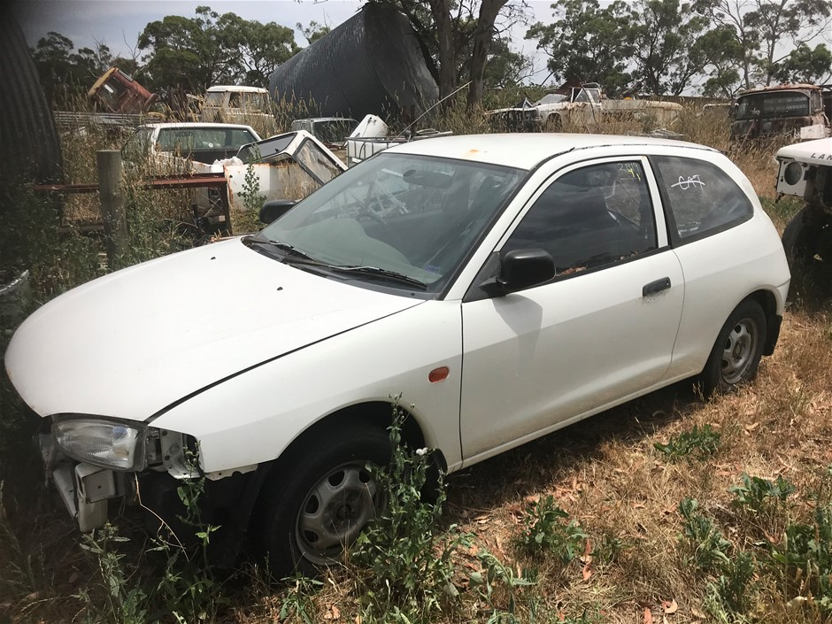 1997 Mitsubishi Mirage Manual Hatchback