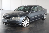 Unreserved 2004 Audi A8 4.2 Quattro D3 Automatic