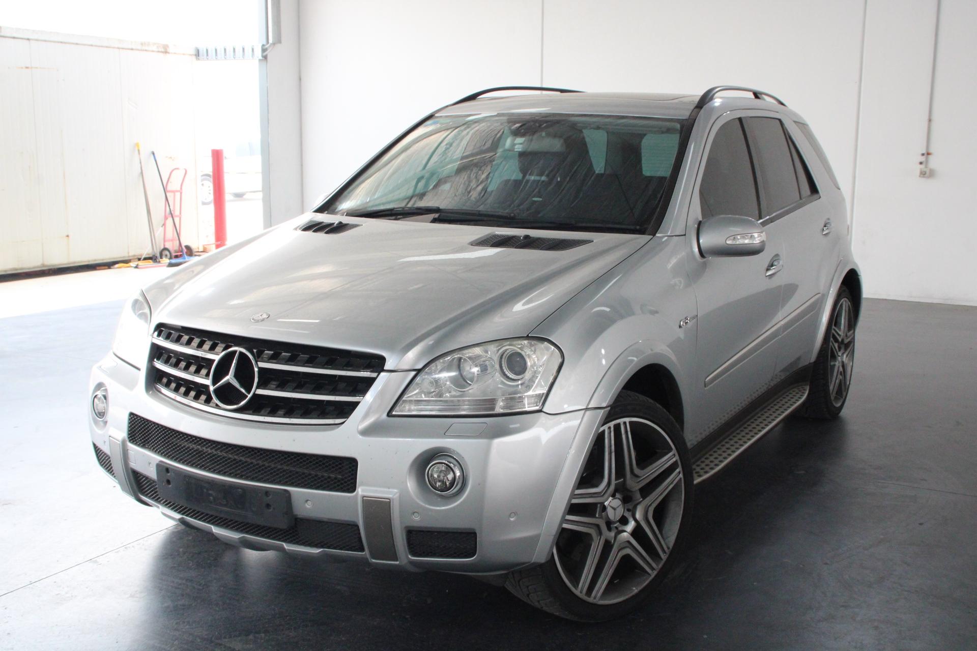 2008 Mercedes Benz ML 63 AMG (4x4) W164 Automatic Wagon