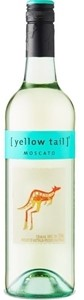 Yellow Tail Moscato NV (12 x 750mL), SE, AUS.