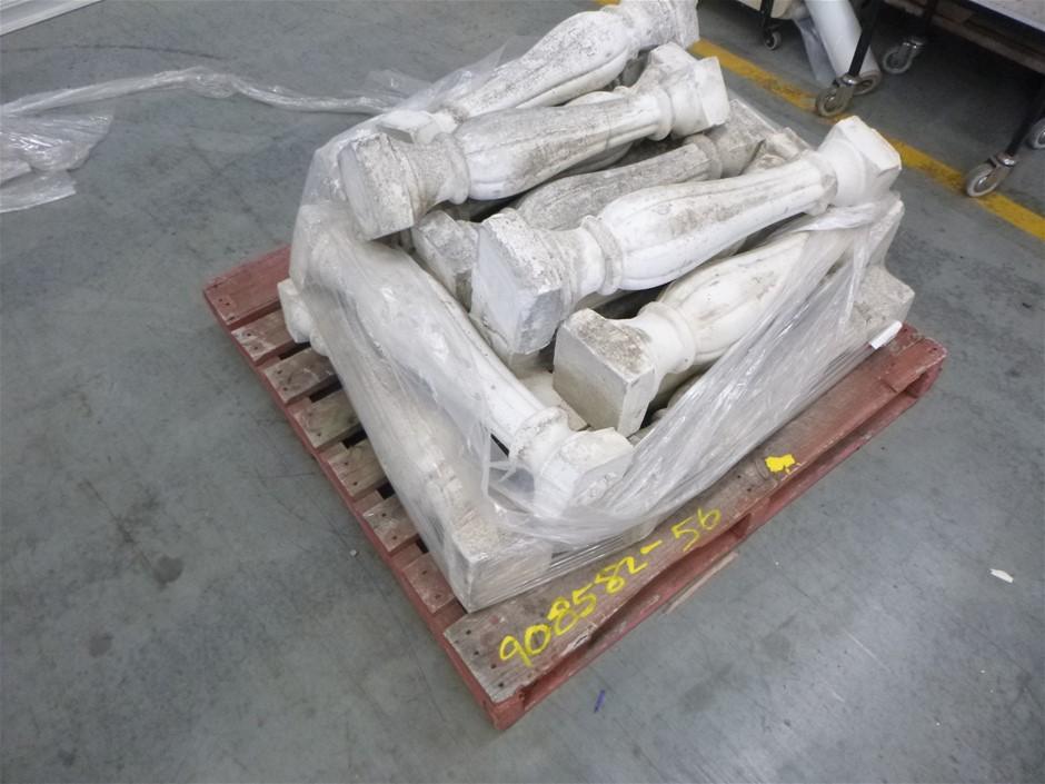 1 x Pallet of Concrete Post / Legs