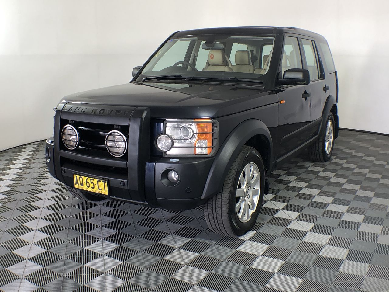 2005 Land Rover Discovery 3 HSE Series III Turbo Diesel Auto 7 Seat Wagon