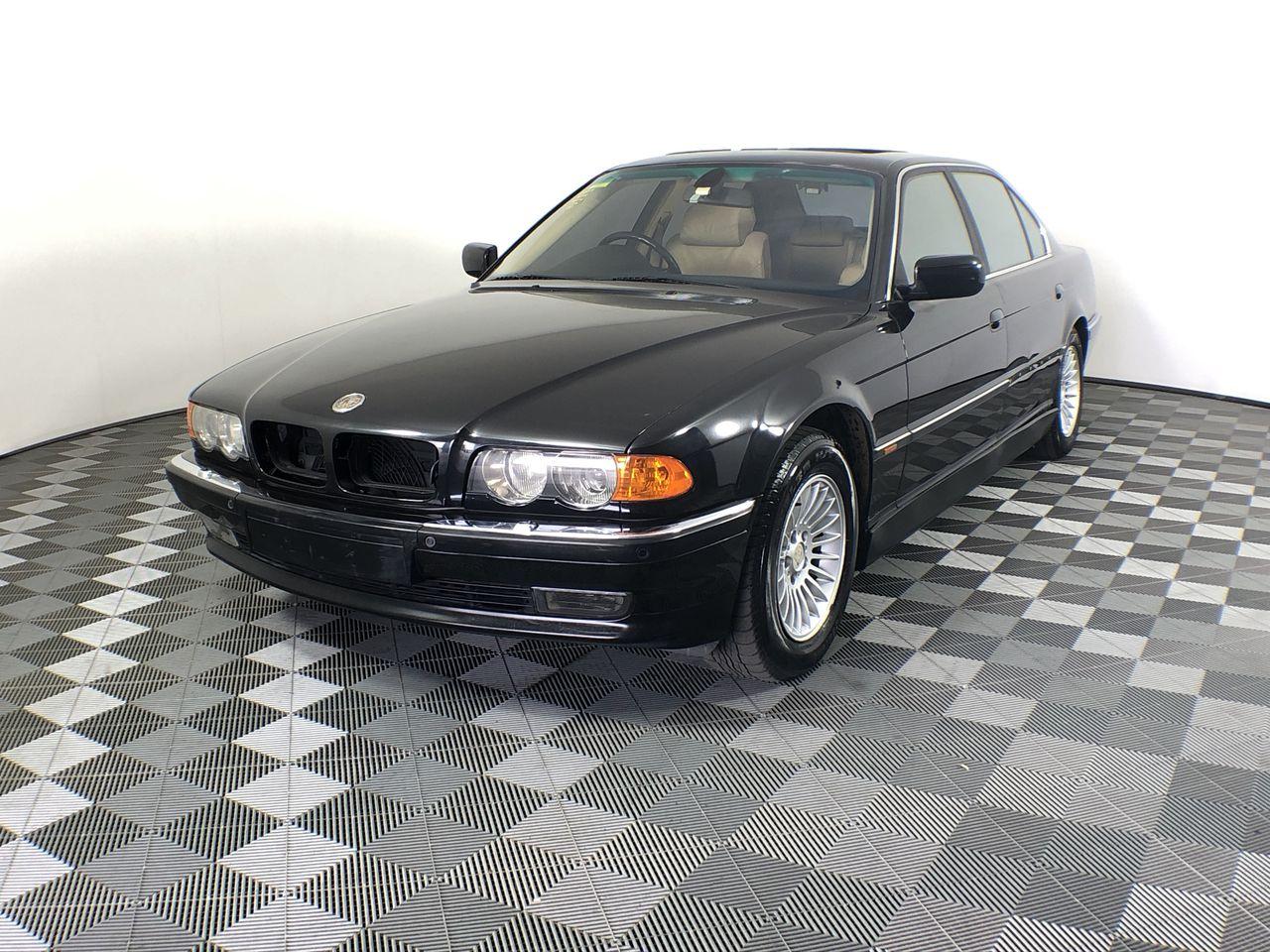 1998 BMW 740 IL Automatic Sedan