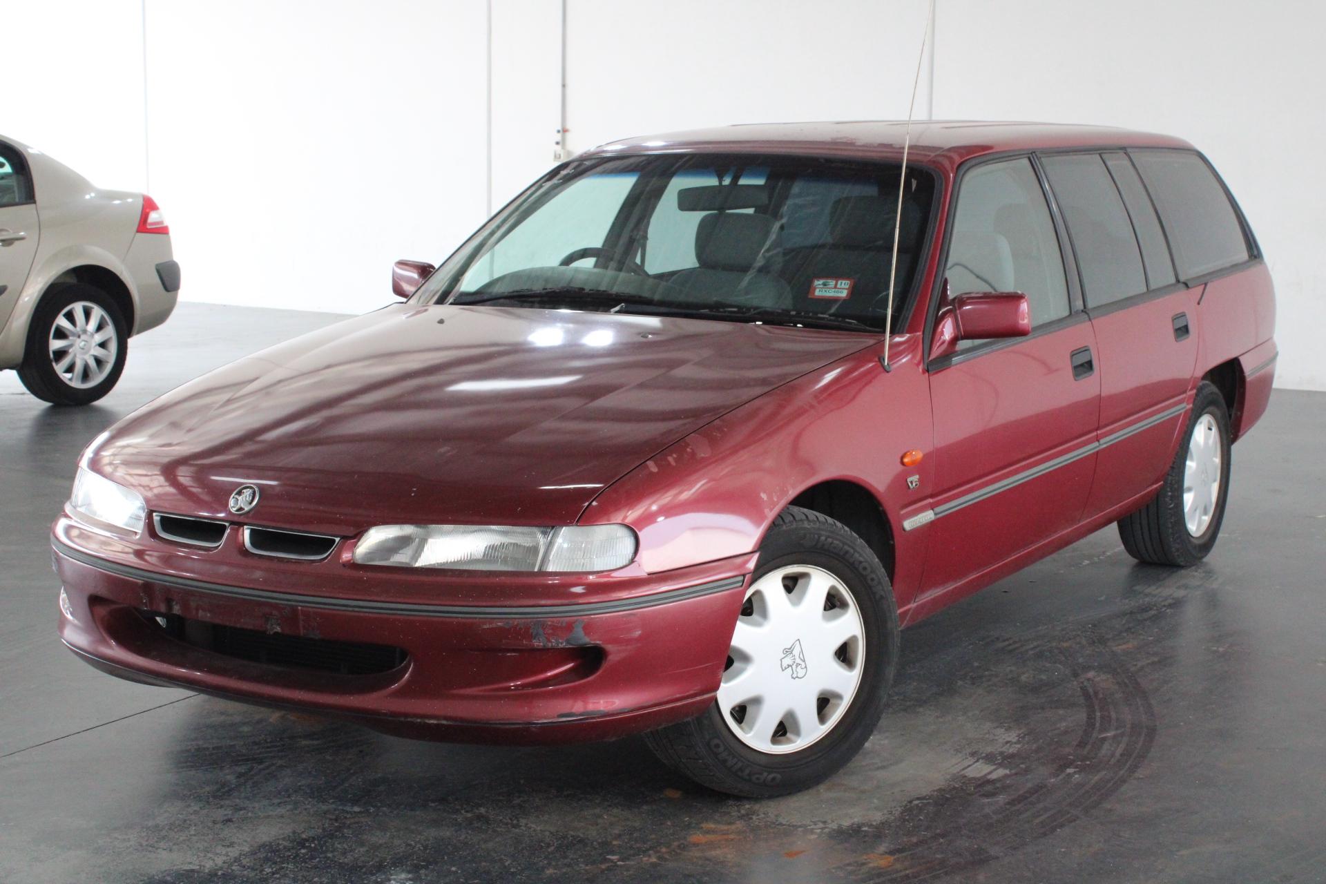 1996 Holden Commodore Acclaim VS Automatic Wagon