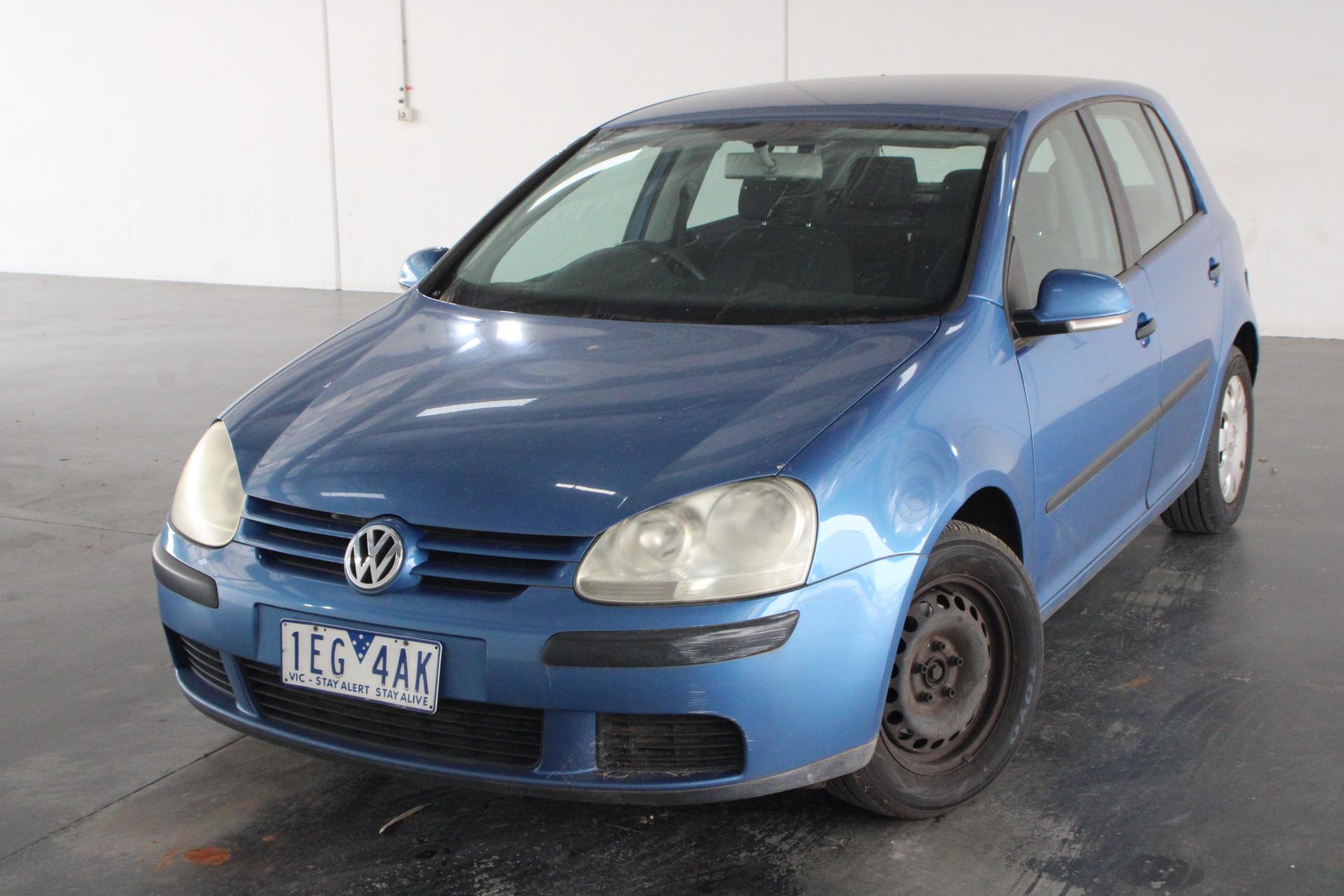 2004 Volkswagen Golf 1.6 Trendline 1k Manual Hatchback