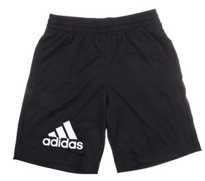 ADIDAS Boy`s Shorts, Size 9-10y.o, 100%