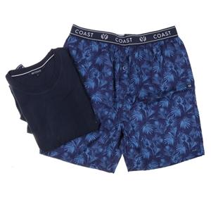 COAST CLOTHING CO Men`s 2pc Pyjama Set,