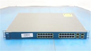 Cisco Catalyst 3560G PoE-24 24-Port Swit