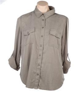 Women`s SPORTSCRAFT Tencel Shirt, Size 8
