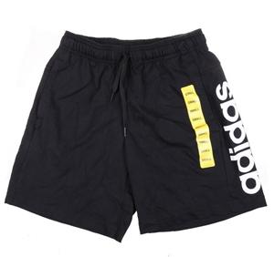 ADIDAS Men`s Essential Linear Shorts, Si