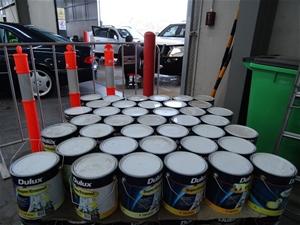 Dulux 4 Litres Assorted Paint Pallet