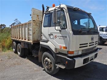 1993 UD CWB450 6x4 Tipper Truck