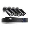 UL-tech CCTV Home Security System 8CH DVR 1080P Camera Day Night IP Kit