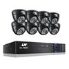 UL-tech CCTV Camera Home Security System 8CH DVR 1080P IP Long Range