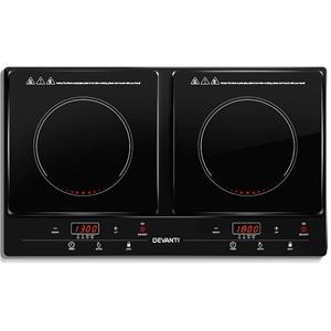 Devanti Induction Cooktop Portable Ceram
