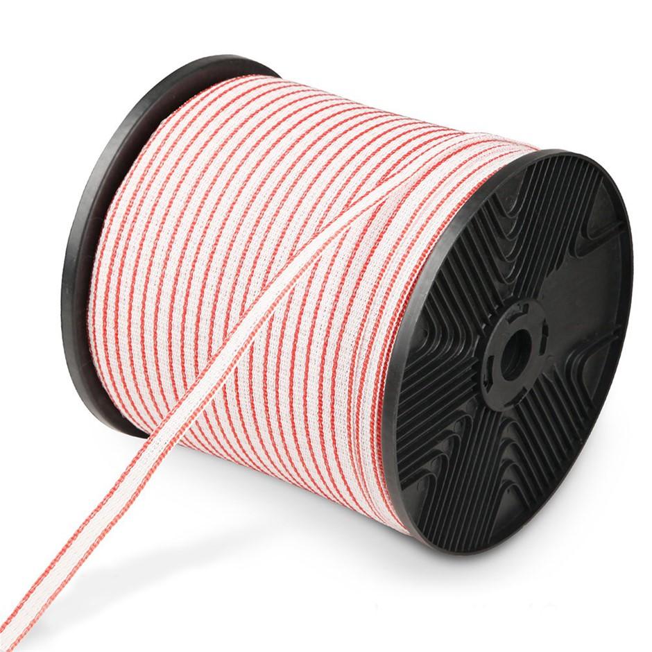 Giantz 400m Stainless Steel Poly Tape Insulator