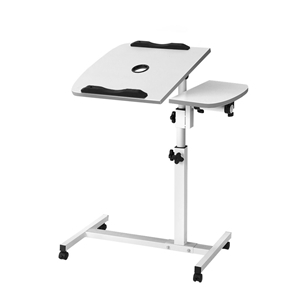 Rotating Mobile Laptop Adjustable Desk w