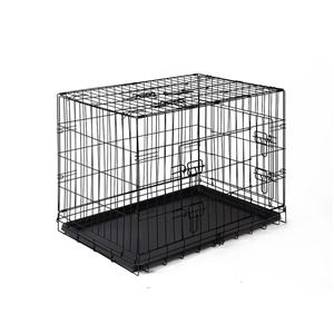 i.Pet 36inch Pet Cage - Black