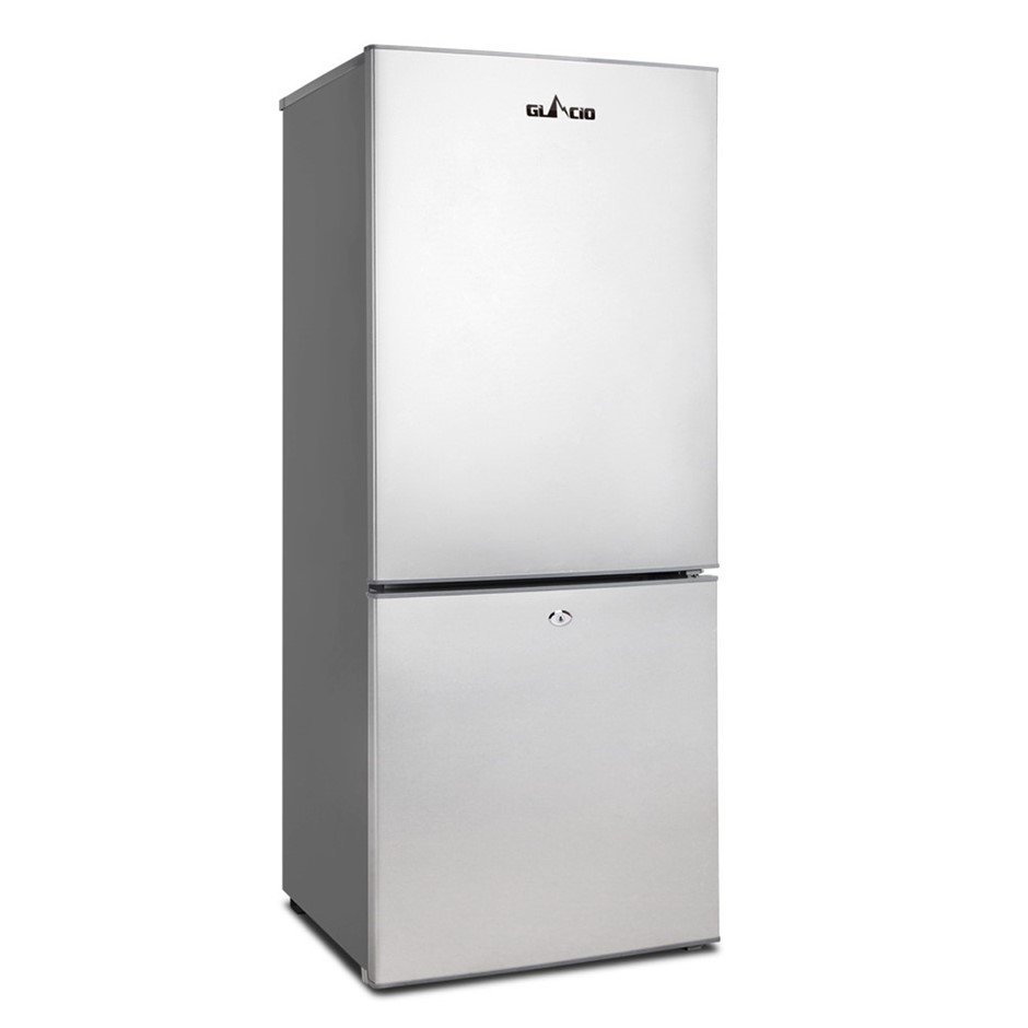 Glacio 168L Portable Bar Fridge Freezer Fridges Cooler 12V/24V/240V