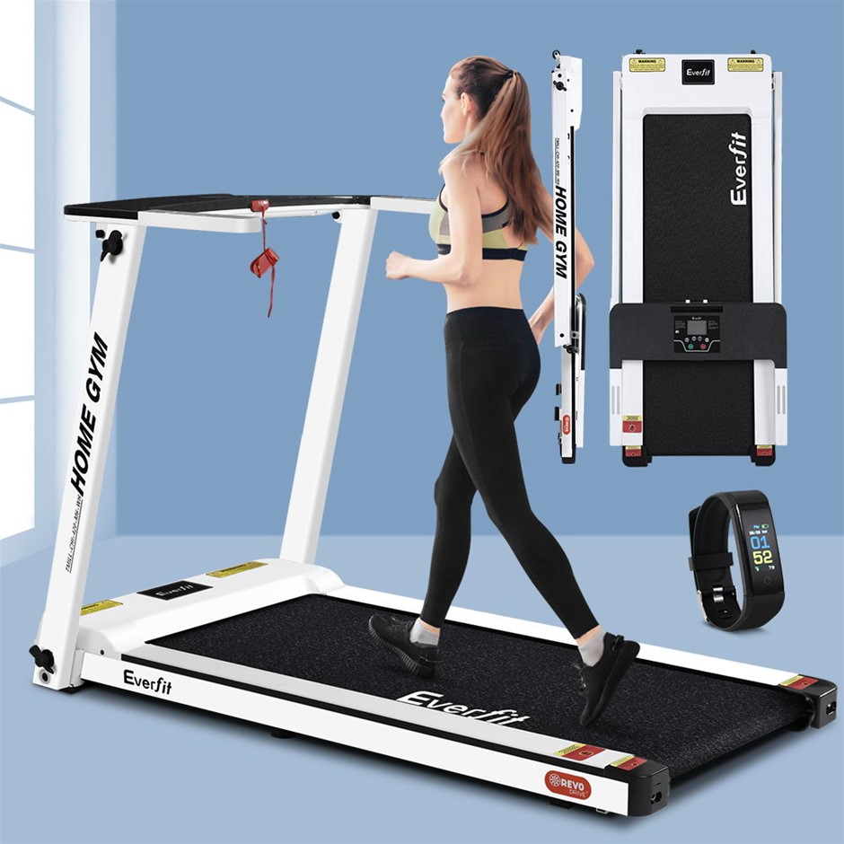 Everfit Electric Treadmill Home Gym Exercise Fitness Equipment Compact