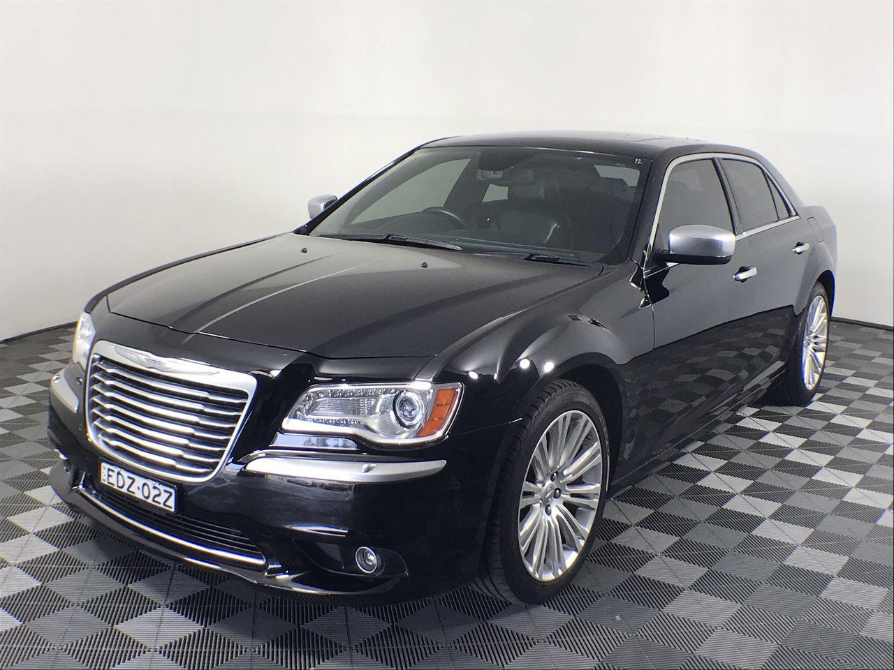 2014 Chrysler 300 C LUXURY LX Automatic - 8 Speed Sedan