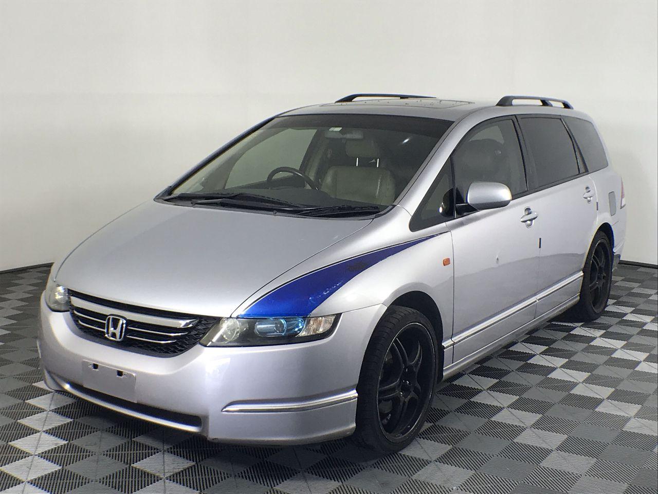 2004 Honda Odyssey Luxury Automatic 7 Seats People Mover