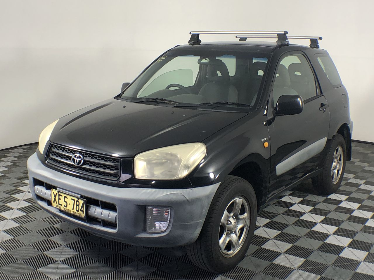 2001 Toyota Rav 4 Edge (4x4) Manual Wagon